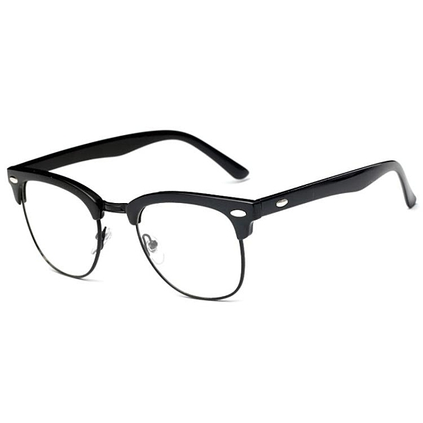 電腦眼鏡框男