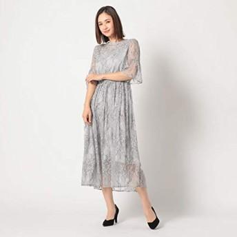 ミューズ リファインド クローズ(MEW'S REFINED CLOTHES) 総レースドレス【ライトグレー/M】