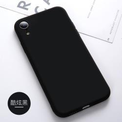 My Colors液態膠系列 iPhone XR (6.1) 新液態矽膠 絲滑 柔軟 手機保護殼