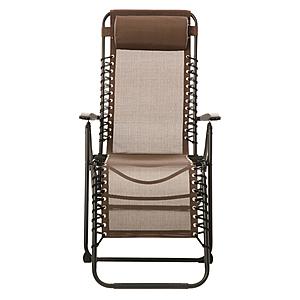 拉夫曼特斯林無段式躺椅 咖啡色