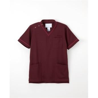 (RF-5032)【ナガイレーベン】男女兼用スクラブ ナースウェア・白衣・介護ウェア, Lab coat