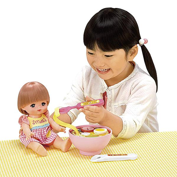小美樂娃娃 配件 拉麵組