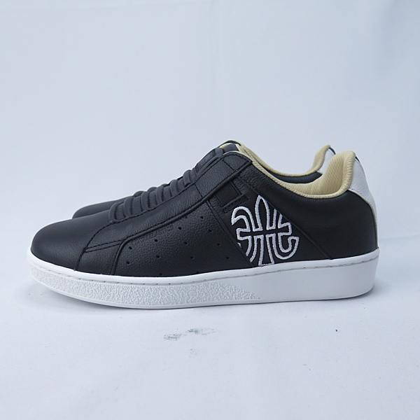 Royal 無鞋帶 休閒鞋 皮革 公司貨 91901990 女款 黑白拼接【iSport愛運動】