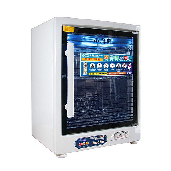 【小廚師】三層光觸媒紫外線烘碗機 TA-808
