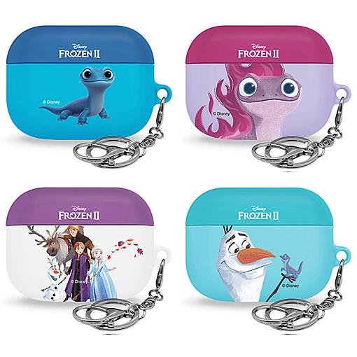 AirPods Pro 保護殼│迪士尼 Frozen 冰雪奇緣 布魯尼 艾莎 安娜 雪寶│硬殼 保護套│z9282