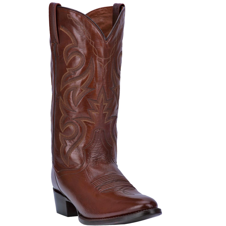 Dan Post Milwaukee Round Toe - Mens Cowboy Boots