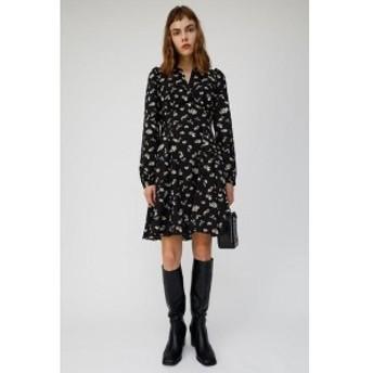 マウジー(MOUSSY)/FALL FLOWER MINI ドレス