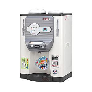 晶工溫熱全自動開飲機