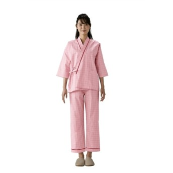 MONTBLANC 59-465 患者衣上衣(8分袖)(男女兼用) ナースウェア・白衣・介護ウェア, Lab coat