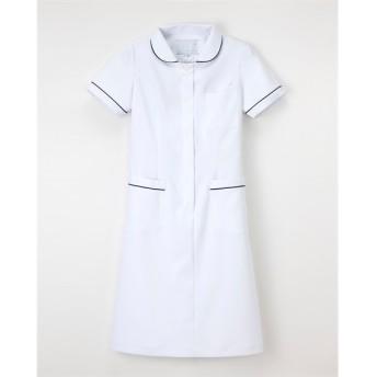 ナガイレーベン FT-4417 ワンピース(女性用) ナースウェア・白衣・介護ウェア, Lab coat