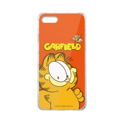 加菲貓GARFIELD正版授權 iPhone7/iPhone8 雙料玻璃防摔透明殼-我是加菲貓