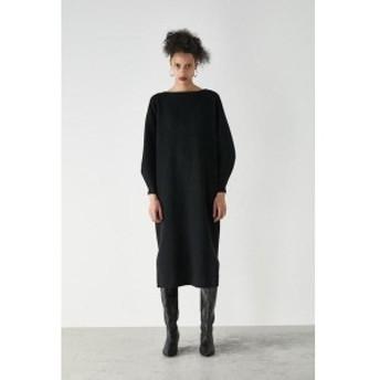 マウジー(MOUSSY)/BOATNECK KNIT ドレス