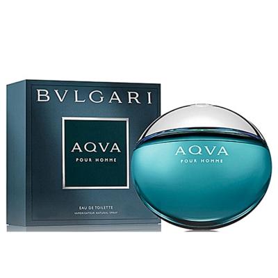 BVLGARI 寶格麗 AQVA水能量男性淡香水50ml
