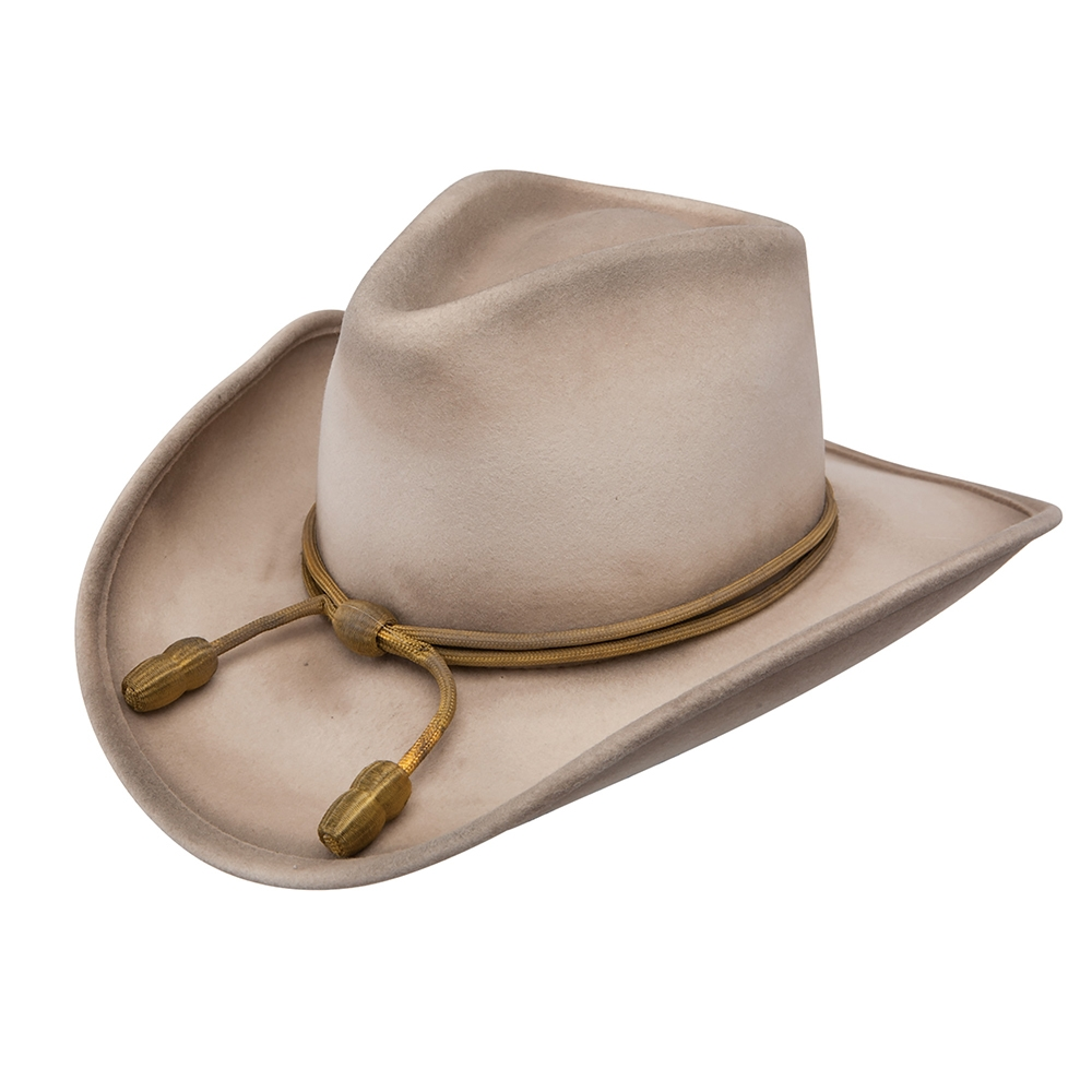 Stetson John Wayne 82 Fort Crushable - Men's Soft Wool Cowboy Hat