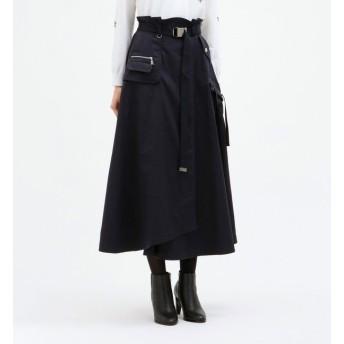 【ラブレス/LOVELESS】 【LOVELESS×otona MUSE】ポケットディティール マキシスカート