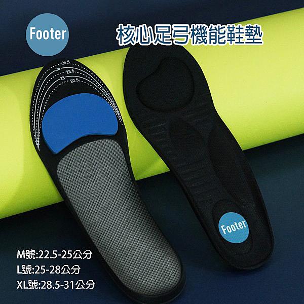 [ Footer] 核心足弓機能鞋墊 足弓支撐;蝴蝶魚戶外