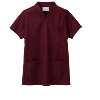 MONTBLANC 72-616 スクラブ(半袖)(男女兼用) ナースウェア・白衣・介護ウェア, Lab coat