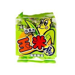 【義竹鄉農會】心意足玉米棒(岩燒海苔口味)100公克/袋