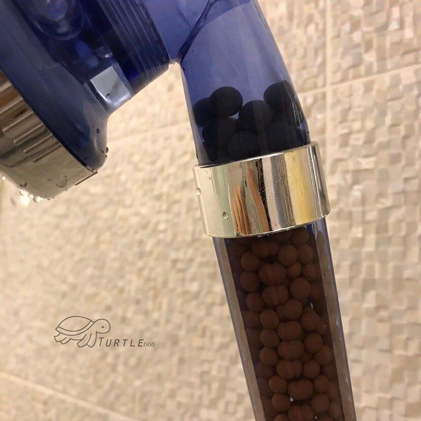 《大信百貨》PM1601 加壓省水負離子三段式蓮蓬頭 浴室 居家 增壓 按摩 蓮蓬頭 質感 簡約 負離子 濾水 加壓