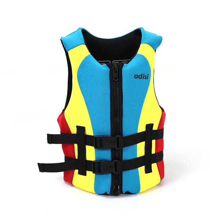 【領券最高折$380】ADISI 童Neoprenoe浮力背心 AS17020 / 城市綠洲專賣(浮板、浪板、泳圈、座船、救生衣)
