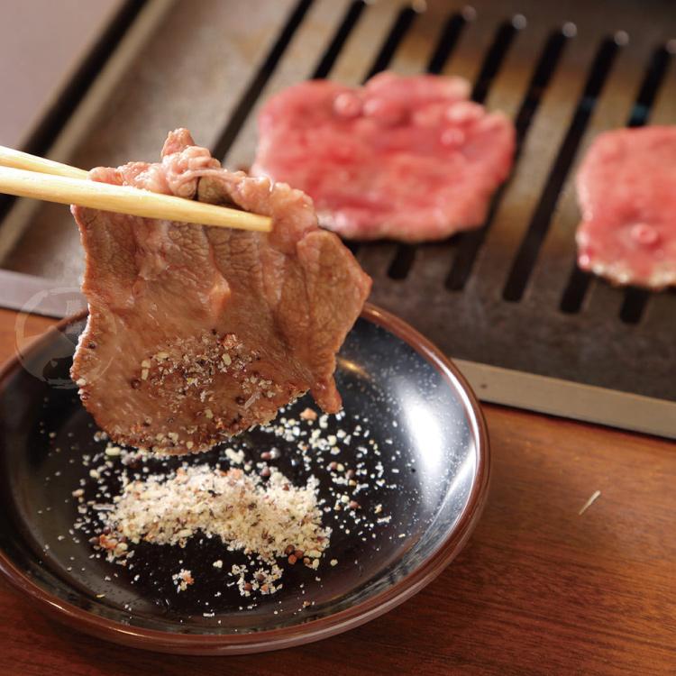 【勝崎-599免運】頂級老饕鮮脆燒烤牛舌片1盒組(200公克/1盒)