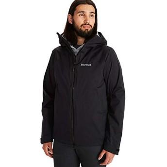 マーモット(Marmot) アウター ジャケット・ブルゾン PreCip Stretch Jacket Black メンズ [並行輸入品]