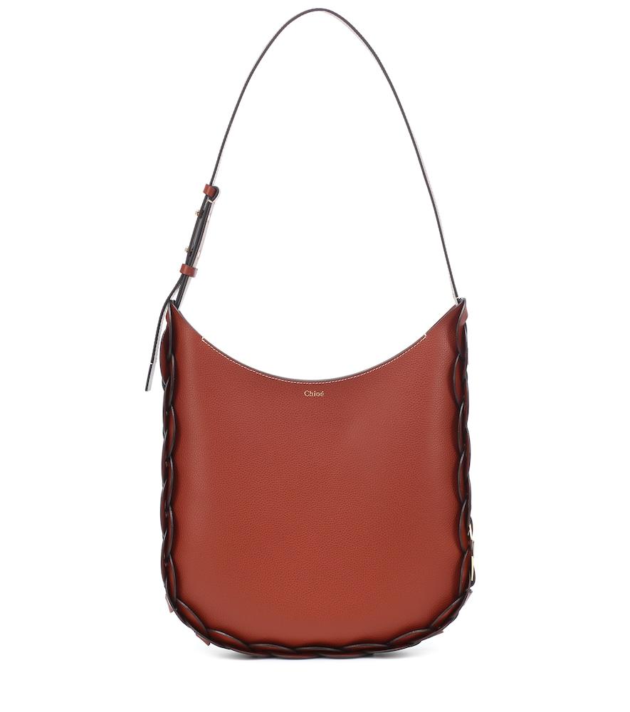 Darryl Medium leather shoulder bag