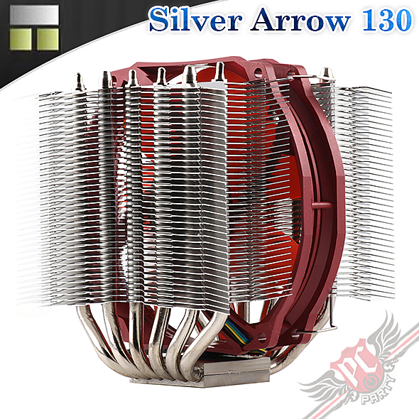 [ PC PARTY ] 利民 Thermalright Silver Arrow 130 散熱器