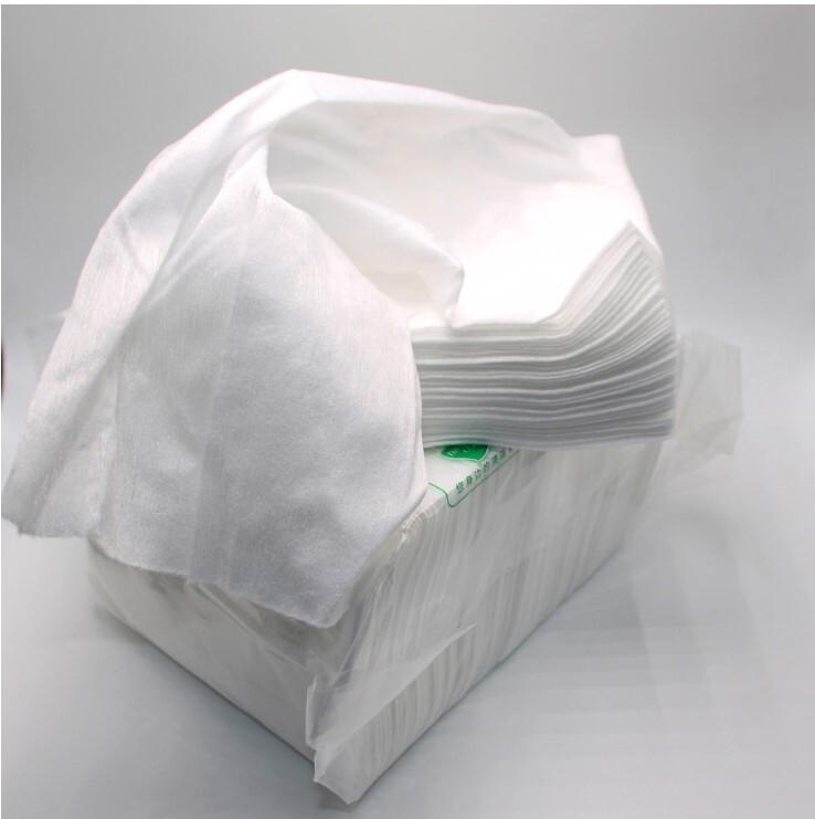 寶貝屋 無塵紙 100片裝靜電除塵紙優質無紡布吸塵紙拖把替換除塵紙 除塵紙   無塵紙