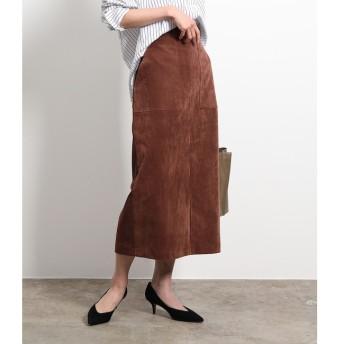 【ロペ マドモアゼル/ROPE madmoiselle】 【新色追加】【ドラマ着用】前ポケットハイウエストタイトスカート