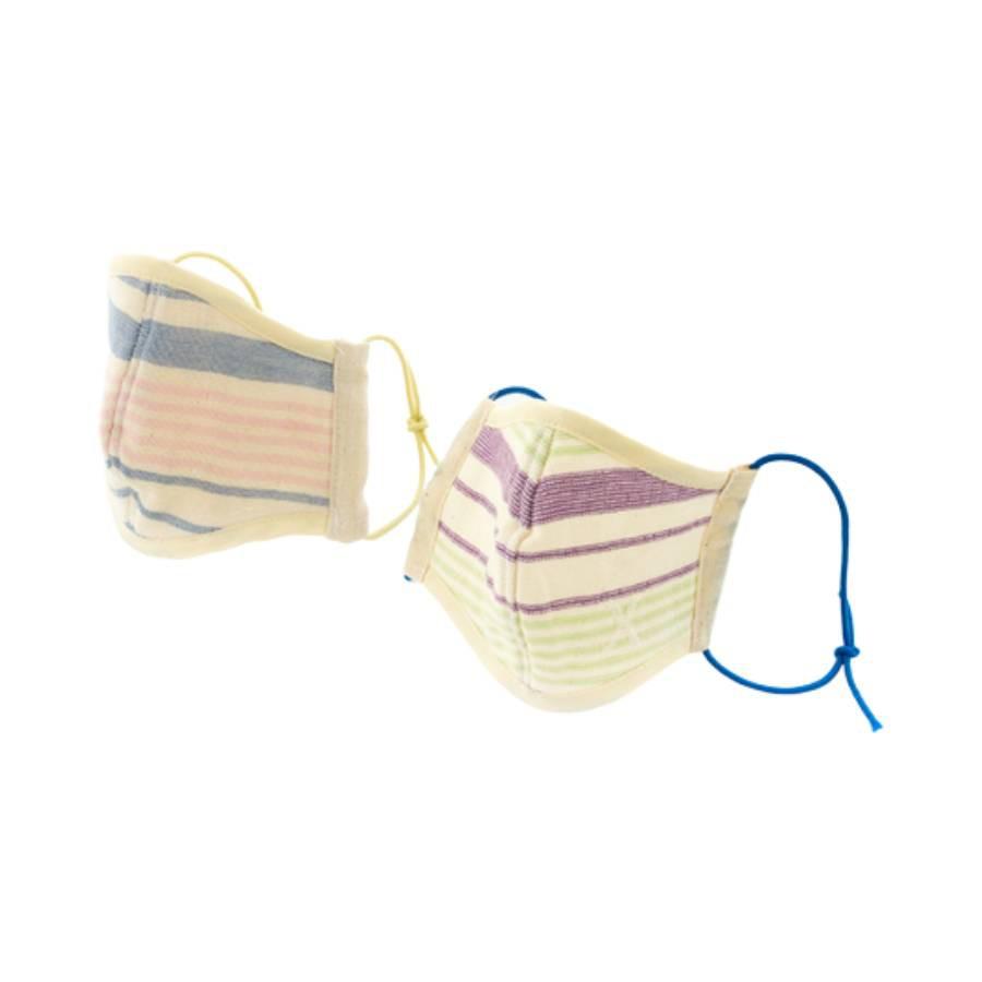 【台灣興隆毛巾】氧化鋅兒童立體口罩 單入
