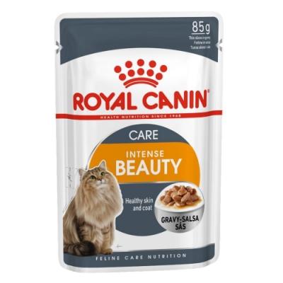 ROYAL CANIN法國皇家-皇家亮毛成貓 HS33W 85g 『12包組』