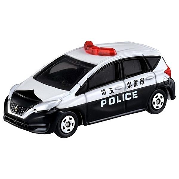 【TOMICA】日本NOTE警車 No.21(TM021A5)
