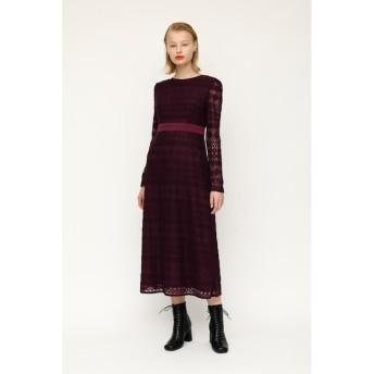 【スライ/SLY】 CIRCLE LACE ドレス