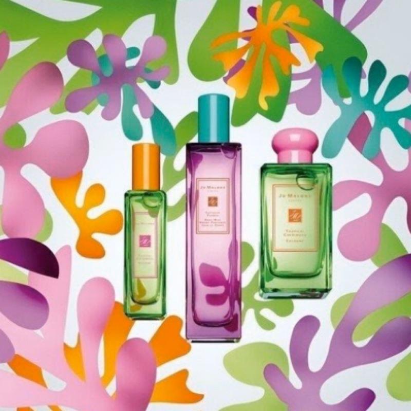 現貨 代購  法國 香水 Jo Malone 組馬龍 艷夏花蕾 限量 熱帶番荔枝 雞蛋花