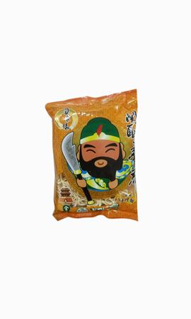 平安麵-關聖帝君麵