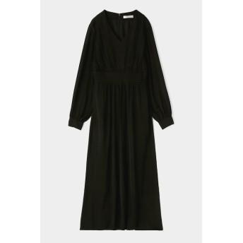 【マウジー/MOUSSY】 PIN TUCK FLARE ドレス