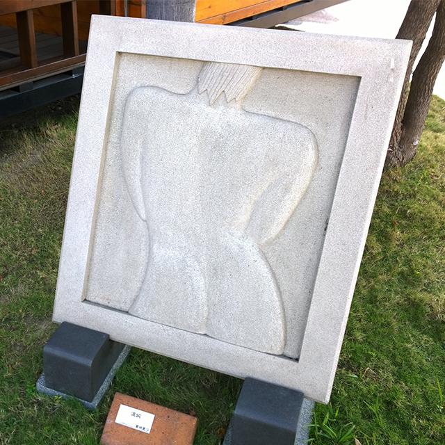 『溫婉』藝術石雕