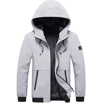 [Mirroryou(ミラーユー)] メンズ ジャケット パーカー アウトドア ビジネス