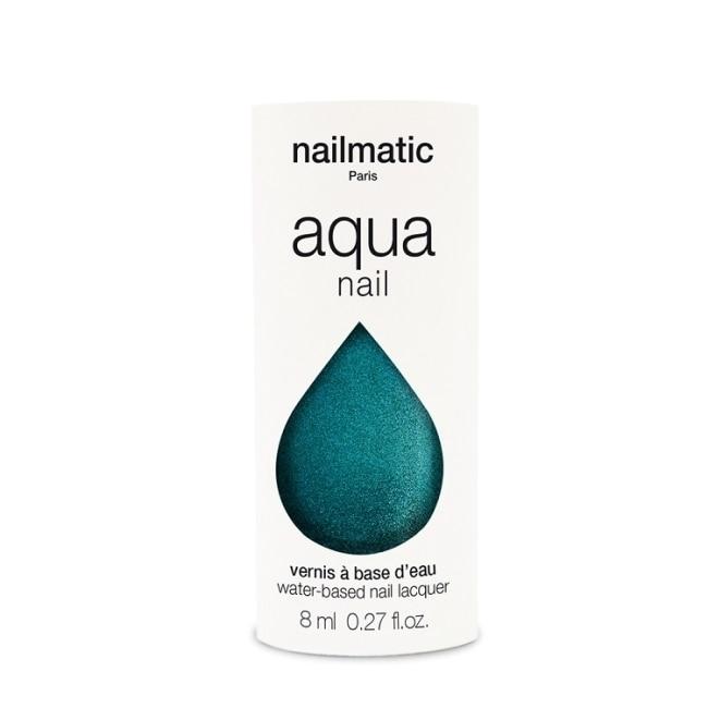 Nailmatic 水系列經典指甲油 Holly 珍珠翠綠