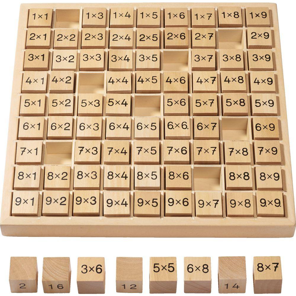 JAKO-O德國野酷 九九乘法學習方塊