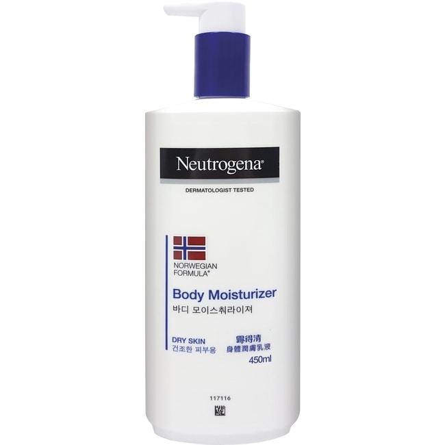 Neutrogena 露得清 挪威身體潤膚乳液 450ml