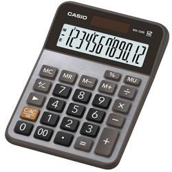【CASIO】12位元商用大螢幕計算機-(DX-120B)