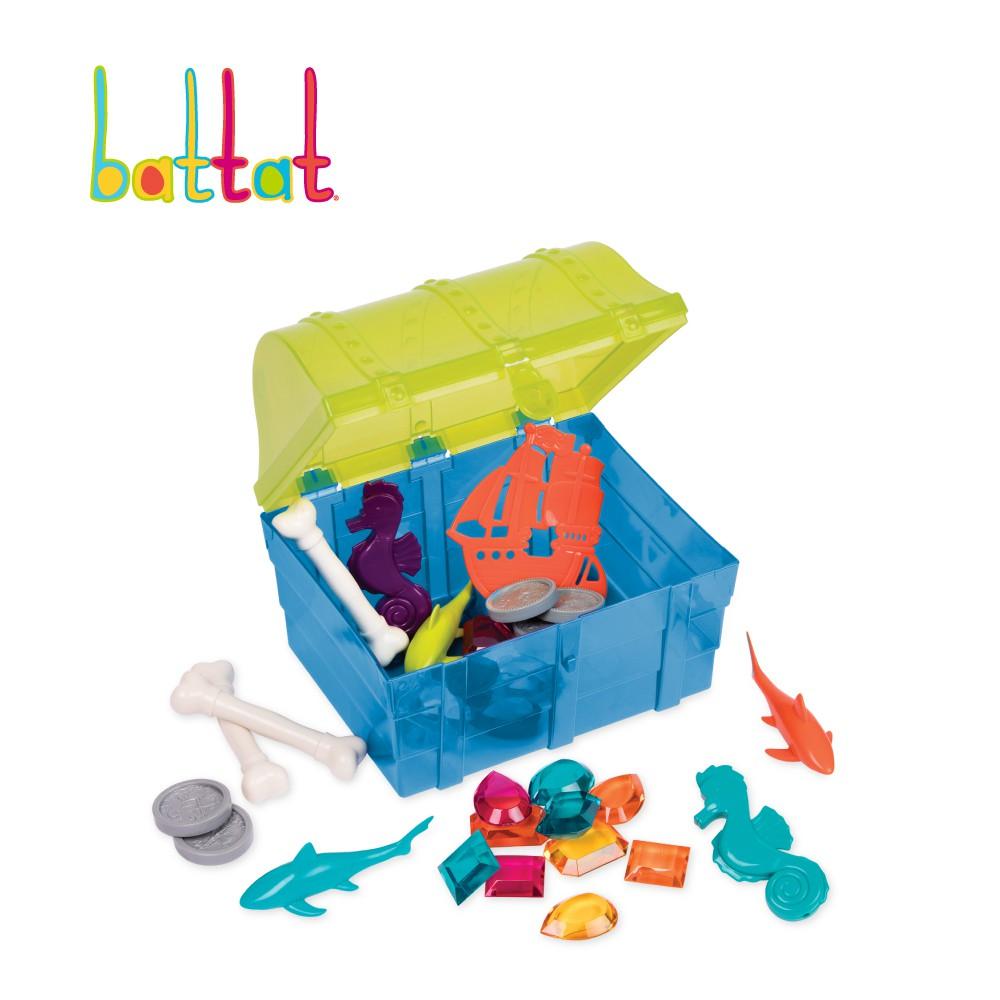 Battat 派瑞海盜寶箱 寶箱 家家酒 小朋友 玩具 海盜