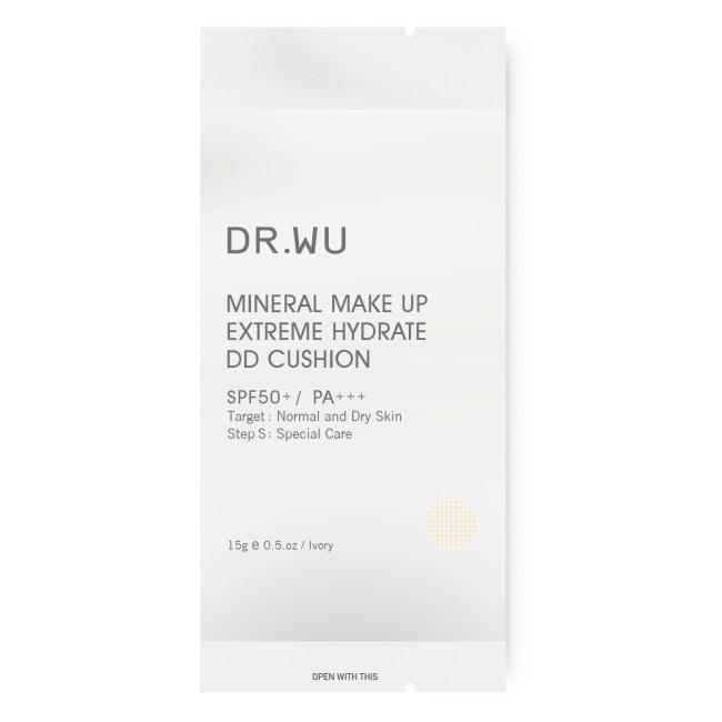DR.WU保濕水感氣墊粉餅 15g (補充包)