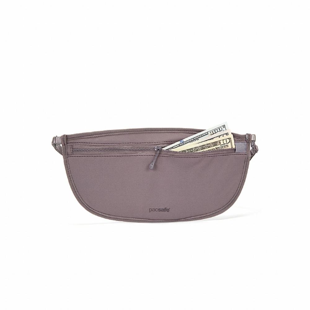 Pacsafe COVERSAFE S100 隱藏式腰包(女) Mauve Shadow 灰紫