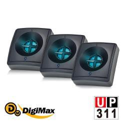 DigiMax UP-311 藍眼睛滅菌除塵蹣機 3入
