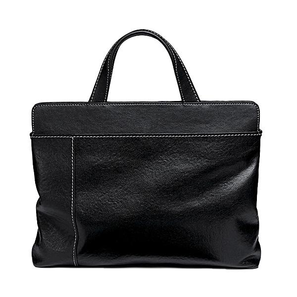 公事包真皮-黑-純粹簡約 男包 生日禮物【ARSIM愛型包包】