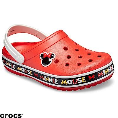 Crocs 卡駱馳 中性鞋 卡駱班米妮-205630-90H