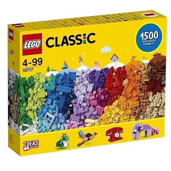 樂高 LEGO Classic系列 LT10717 樂高積木創意盒